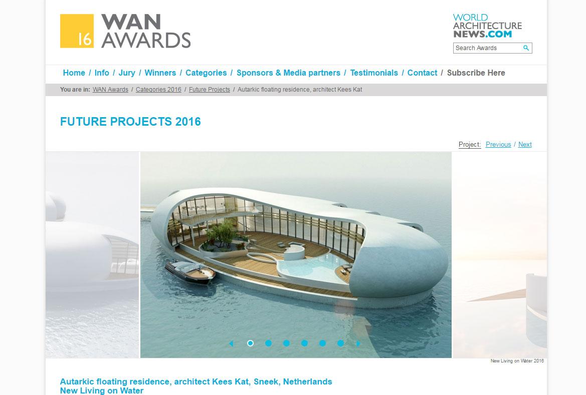 WAN Awards