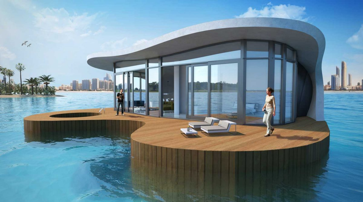 New Living on Water Exterior L60