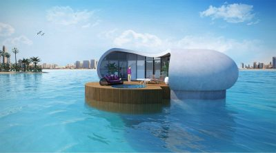 New Living on Water Exterior R200