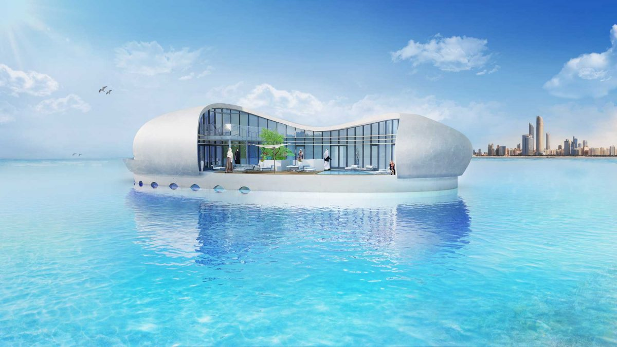New Living on Water Exterior R1000